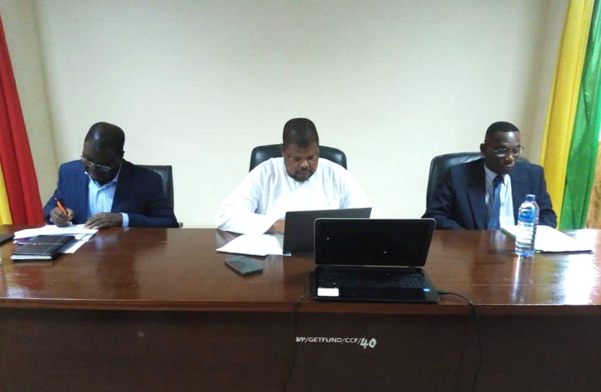 Une délégation de l'Université de Kara en séjour à Wa Polytechnic